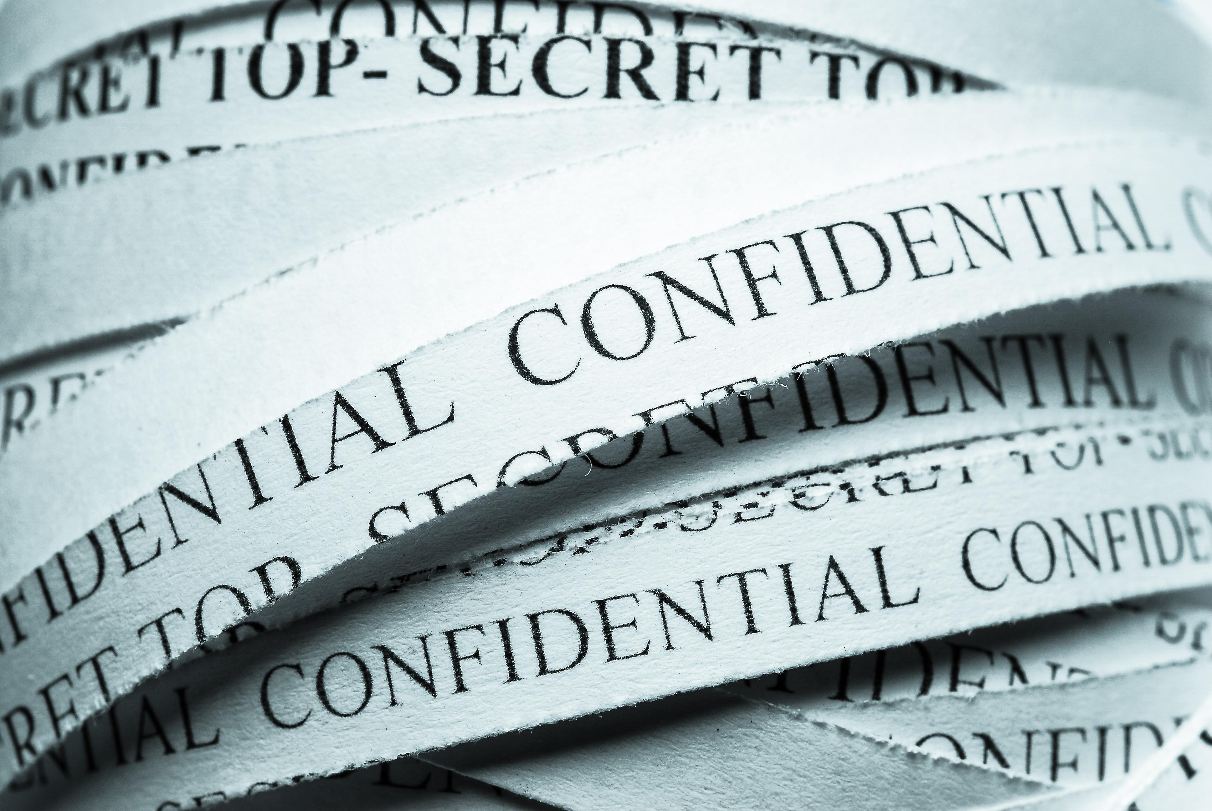 Confidentialité stricte pour protéger votre réputation sur le web